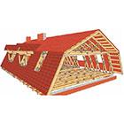 Как изготавливается мансардная крыша
